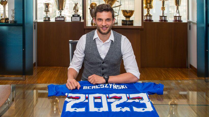 Bartosz Bereszyński przedłużył kontrakt z Sampdorią