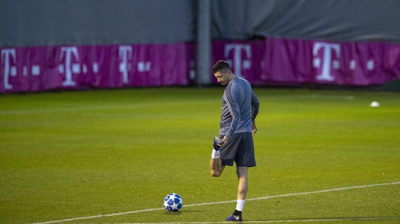 Robert Lewandowski zagra setny mecz w pucharach