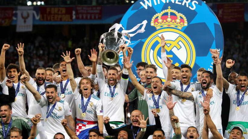 Real Madryt w Lidze Mistrzów