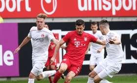 Bayern - Kaiserslautern