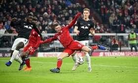 Bayern - RB Lipsk