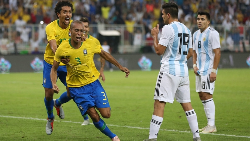 Brazylia - Argentyna