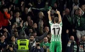 Joaquin strzelił gola z rzutu rożnego