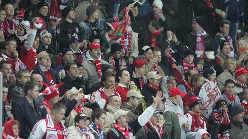 kibice Bayernu