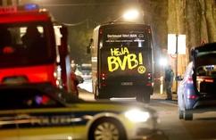 Wybuch przy autokarze BVB