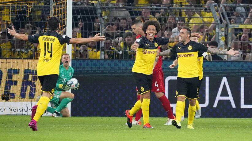 Borussia - Bayern Superpuchar Niemiec
