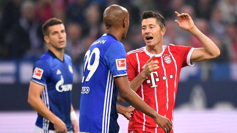 Kolejna bramka ''Lewego''. Bayern ogrywa Schalke