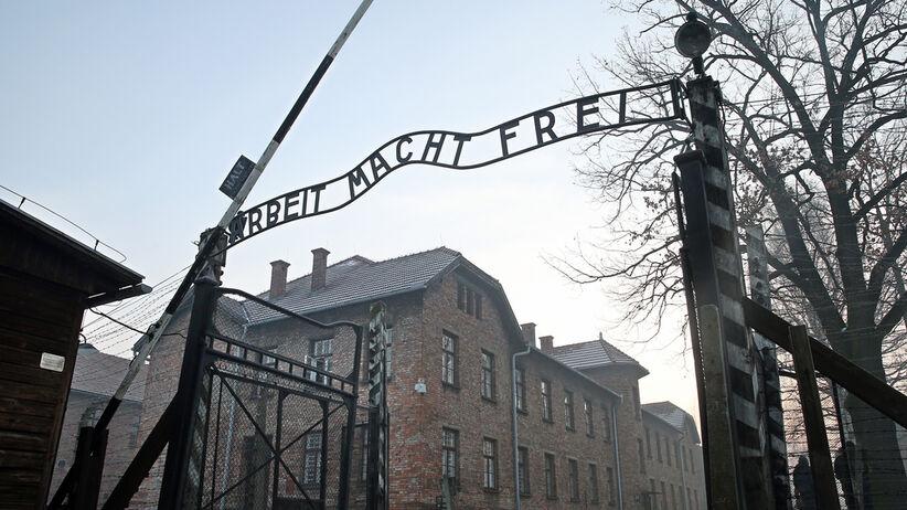 Niemiecki obóz zagłady w Auschwitz