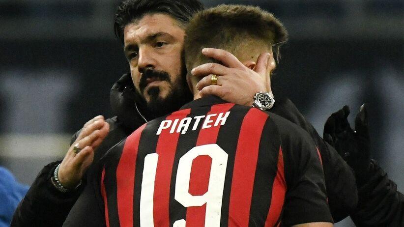 Gennaro Gattuso chwali polskich piłkarzy