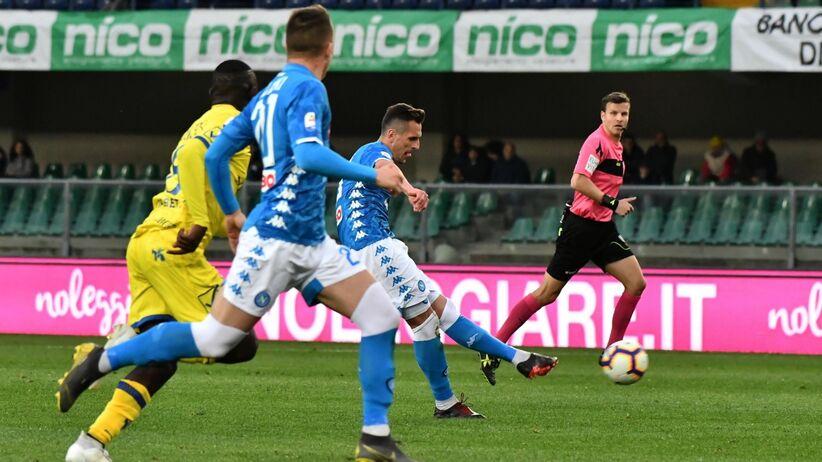 Chievo - Napoli
