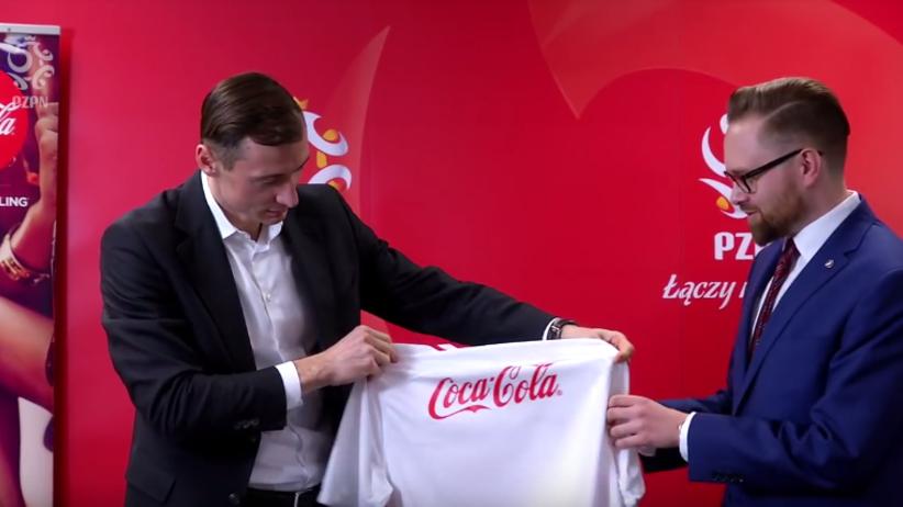 Coca-Cola oficjalnym sponsorem reprezentacji Polski