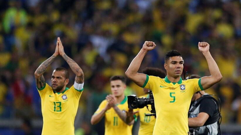 Brazylia na Copa America 2019
