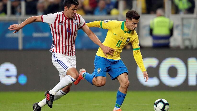 Brazylia - Paragwaj Copa America