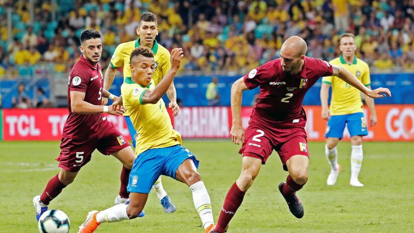 Brazylia - Wenezuela