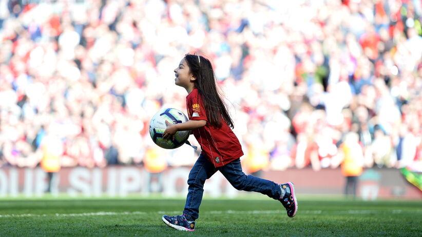 Córka Mohameda Salaha skradła show swojemu tacie (4)