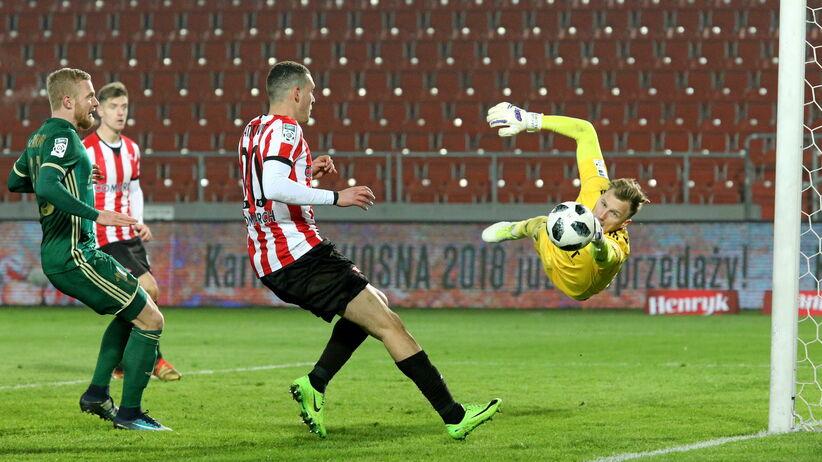 Ekstraklasa: gol w ostatniej minucie daje zwycięstwo Cracovii