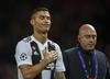 Cristiano Ronaldo spotkał się z Alexem Fergusonem