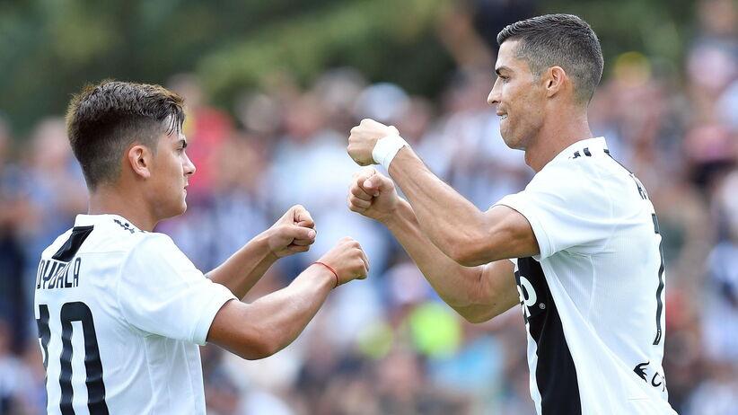 Cristiano Ronaldo zdobył pierwszego gola w barwach Juventusu