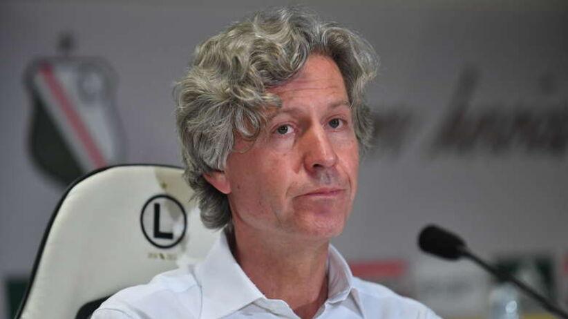 Dariusz Mioduski dofinansuje Legię