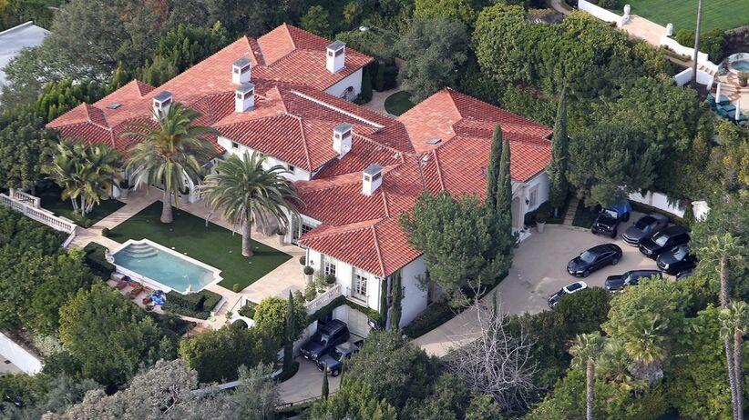Dom Davida Beckhama