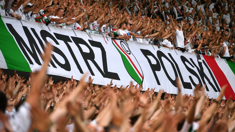 Mistrzowska feta Legii nie odbędzie się w Poznaniu