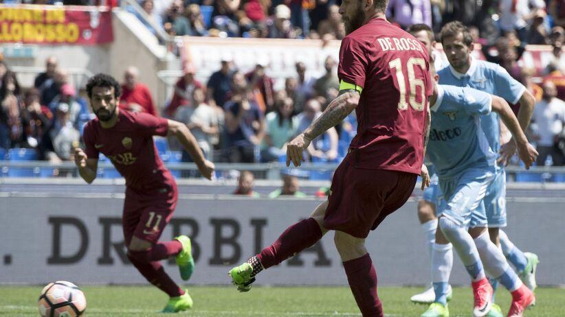 Serie A: Trzy ciosy Lazio. Szczęsny kapituluje w derbach Rzymu [WIDEO]