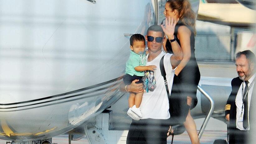 Cristiano Ronaldo kupił dom w Turynie