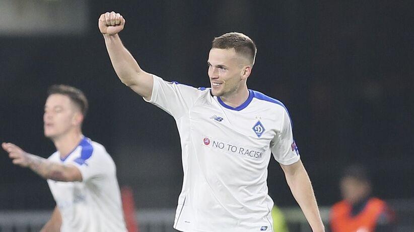 Dynamo Kijów z Superpucharem Ukrainy