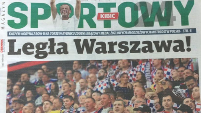 """""""Legła Warszawa"""" - mocna krytyka kontrowersyjnej okładki """"DZ"""". Słuszna?"""