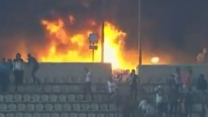Zamieszki w Port Saidzie
