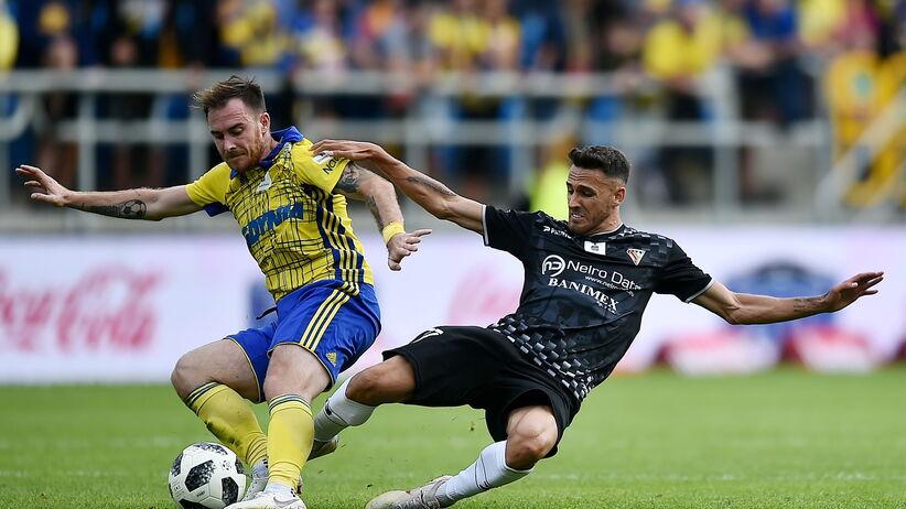 Ekstraklasa: Beniaminek postawił się gospodarzom, cztery gole w Gdyni