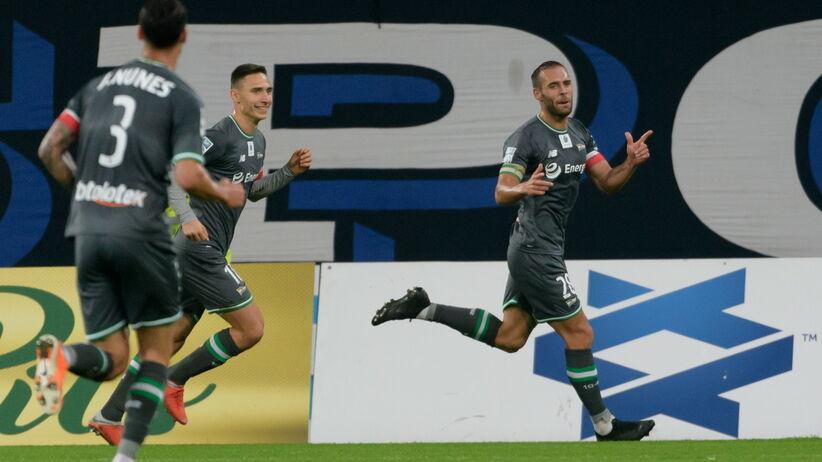 Ekstraklasa: Kolejna porażka Lecha, piękna bramka Paixao