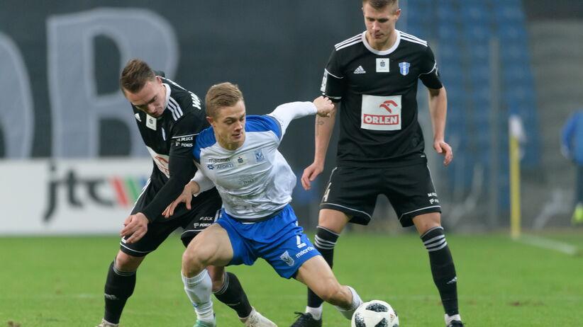 Ekstraklasa: Lech Poznań wygrał ostatni mecz przed objęciem przez Nawałkę