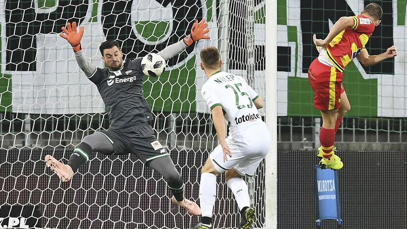 Ekstraklasa: Emocjonujący mecz w Gdańsku, Lechia zachowała fotel lidera