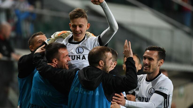 Legia pokonała Koronę