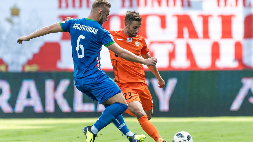 Ekstraklasa: Emocjonujące derby w Legnicy, zwycięstwo beniaminka