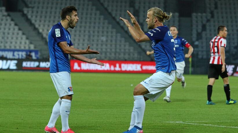 Ekstraklasa: Lech wychodzi na prostą? Pewne zwycięstwo nad Cracovią