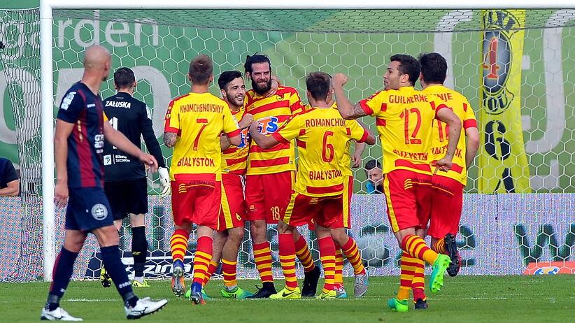 Ekstraklasa: Kolejne zwycięstwo Jagiellonii. Remis w Gdynii