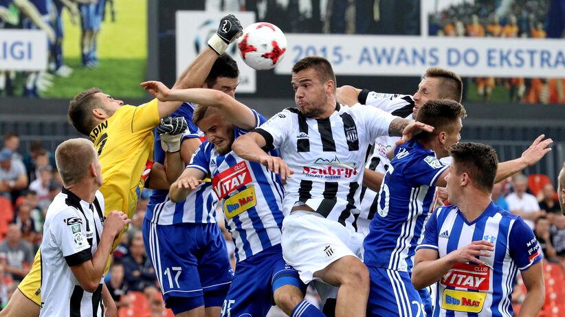 Ekstraklasa: Wisła Płock pokonała beniaminka z Nowego Sącza