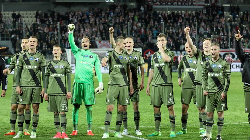 Ekstraklasa: wyjazdowe zwycięstwa Lecha i Legii