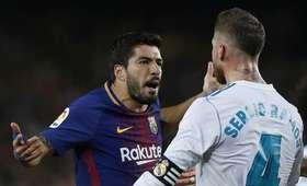 Luis Suarez i Sergio Ramos
