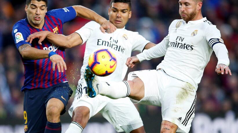 El Clasico: Barcelona zmiażdżyła Real. Suarez i Dembele katami Królewskich