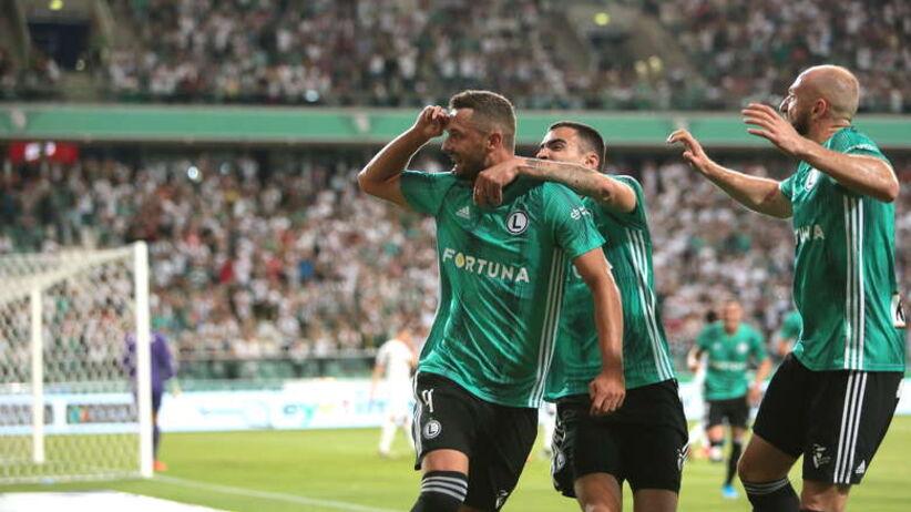 Legia, eliminacje Ligi Europy