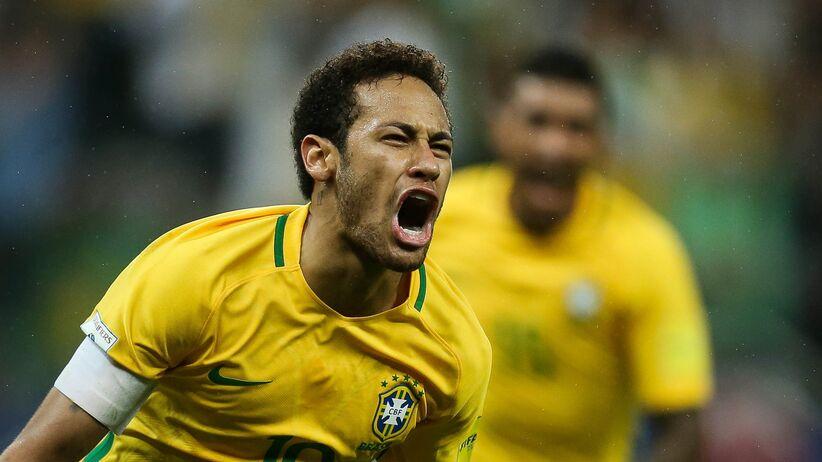 Neymar, Brazylia