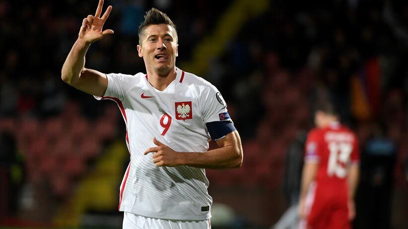 Robert Lewandowski pobił rekord Cristiano Ronaldo