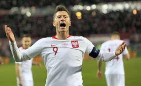 Polska - Łotwa na żywo