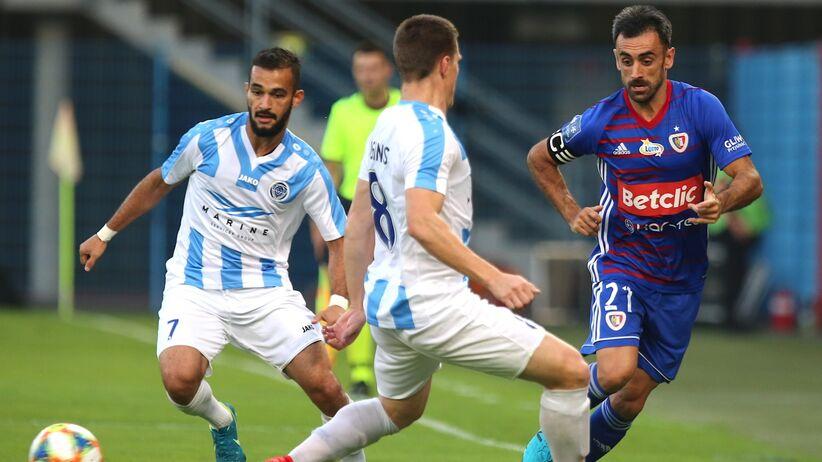 Piast - Riga FC