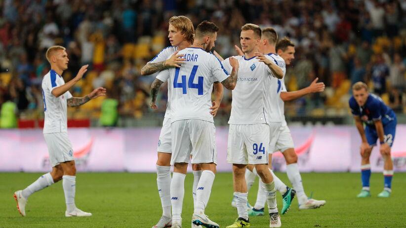 Dynamo Kijów - Slavia Praga