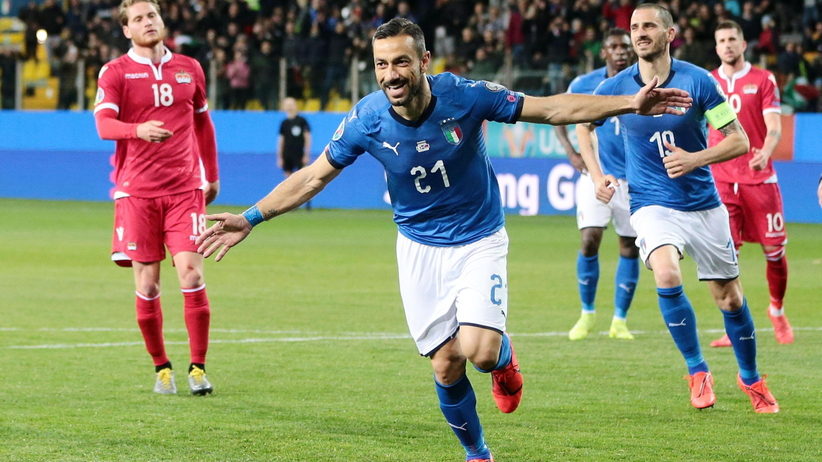 Włochy - Liechtenstein
