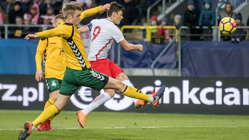 Mecz U-21 Polska - Litwa